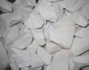 WHITE DIRT KAOLIN Free Shipping usa only
