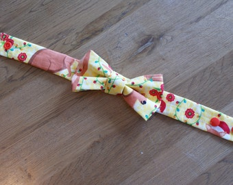 Ready to Send- Christmas Baby Bowtie