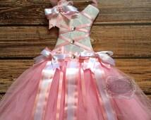Tutu Bow Holder Baby Gift Baby Shower Gift 1st Birthday Gift New Baby Gift Nursery Baby Nursery