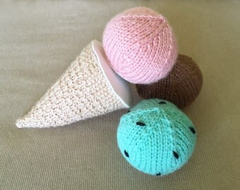 Play Food: Ice Cream Cone