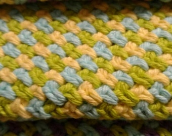 MOP varied colored cotton