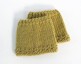AVOCADO Baby leg warmers