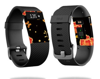 Skin Decal Wrap for Fitbit Blaze, Charge, Charge HR, Surge Watch cover sticker Flower Dream