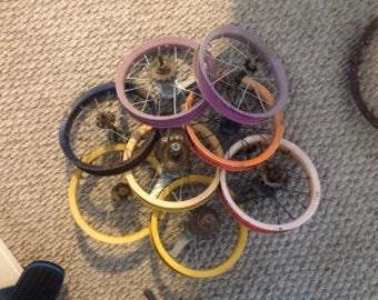 Bike wheel 8 to 14 inches