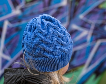 Slouchy merino wool knit hat, baby  kids knit hat, boys merino beanie hat knitted baby hat, kid knit hats hat toddler kids adult