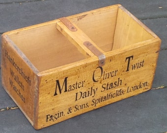 On Special - Oliver Twist Box