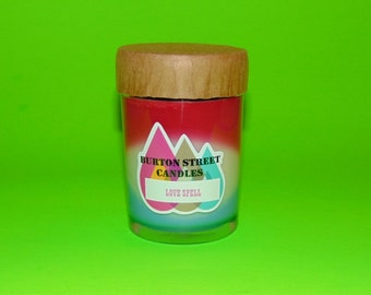 Love Spell Wooden Wick
