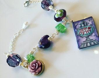 ON SALE! Jane Eyre Bracelet