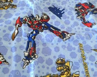 Transformers Optimus Prime (Flanel) Library Bag, Swim Bag, etc