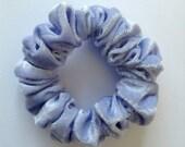 Lilac Velvet Hair Scrunchie