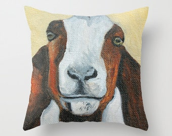 Cool Story Bro - Goat Accent Pillow