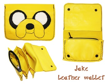 Leather Wallet Jake