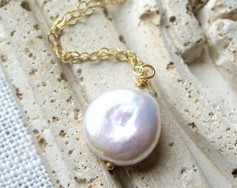 Pearl Necklace, Pearl Jewelry, Freshwater Pearl, Pearl, Gold Necklace, Minimalist Pearl, Freshwater Pearl Necklace, Necklace Pearl, Pearls