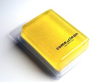 Pineapple Mint Glycerin Soap Bar