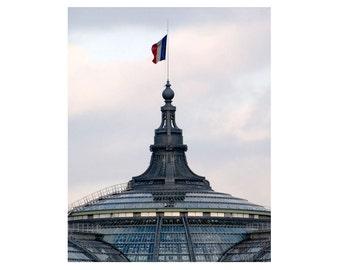 Paris Photography / Paris Print / Paris Wall Art - Grand Palais des Champs-Élysées / The Grand Palais - Valentines Gift Ideas / Framed