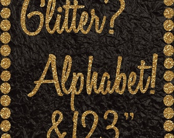 Alphabet gold clipart Glitter gold letters Alphabet glitter clipart Numbers gold clipart Gold glitter alphabet Gold alphabet letters font