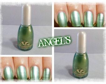 nail polish, long-lasting color GREEN OLIVASTRO