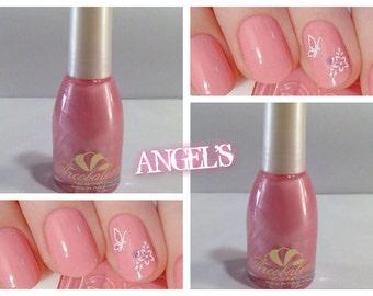nail polish, long-lasting color PINK PEARL