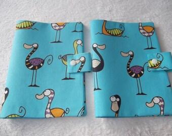 U notebook covers bird
