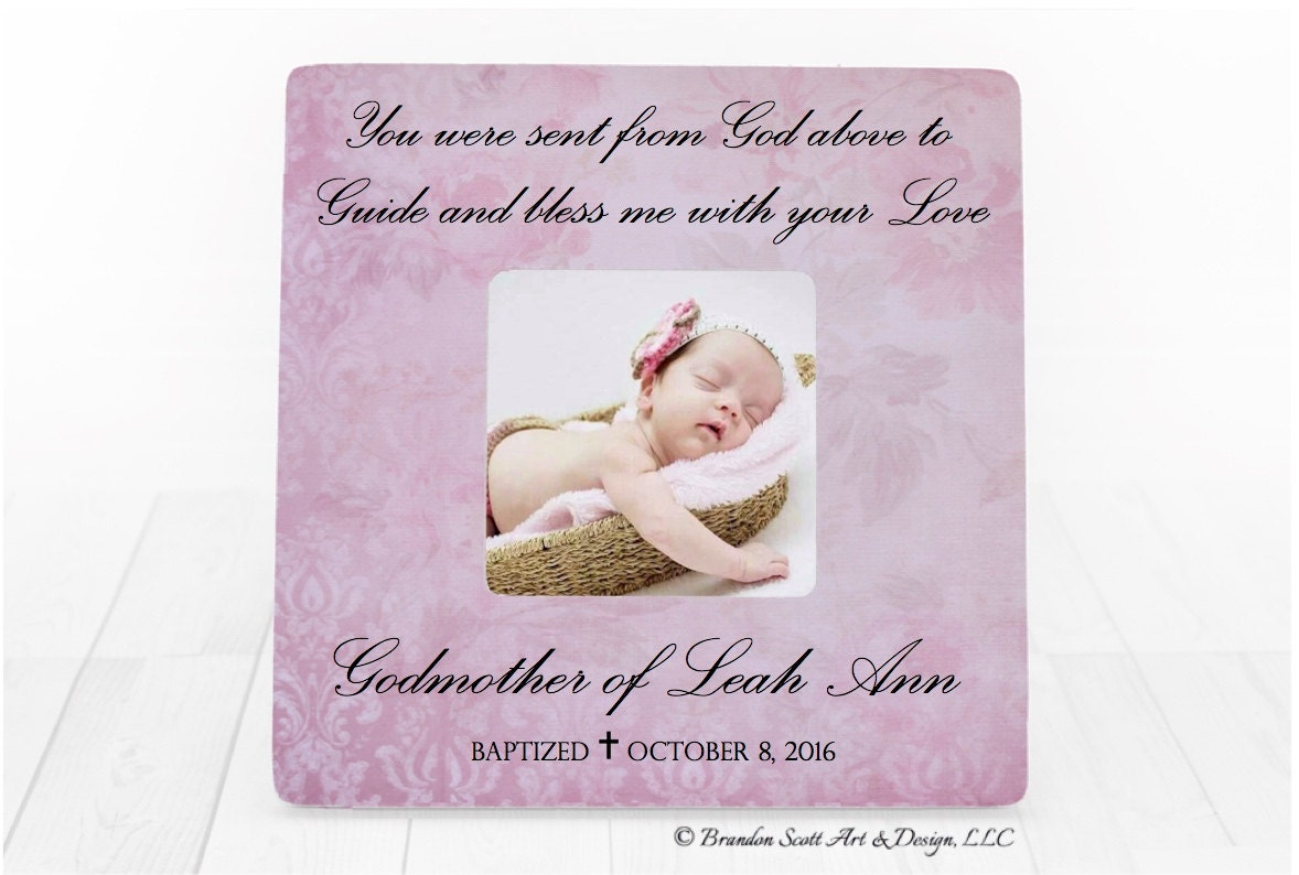 Gift For Godmother Godmother Gift Mothers Day Gift: Mothers Day Gift For Godmother Frame, Godmother Gift