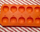 Pumpkin Silicone Soap Mold