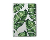 Tropical ipad case, Leaves ipad case, Leaf ipad case, Tropical ipad cover, Leaves ipad cover, Tropical tablet case, Tropical ipad 4 case