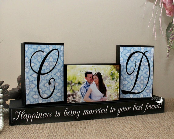 Wedding Gift Ideas For Couples: Personalized Unique Wedding Gift For Couples By TimelessNotion