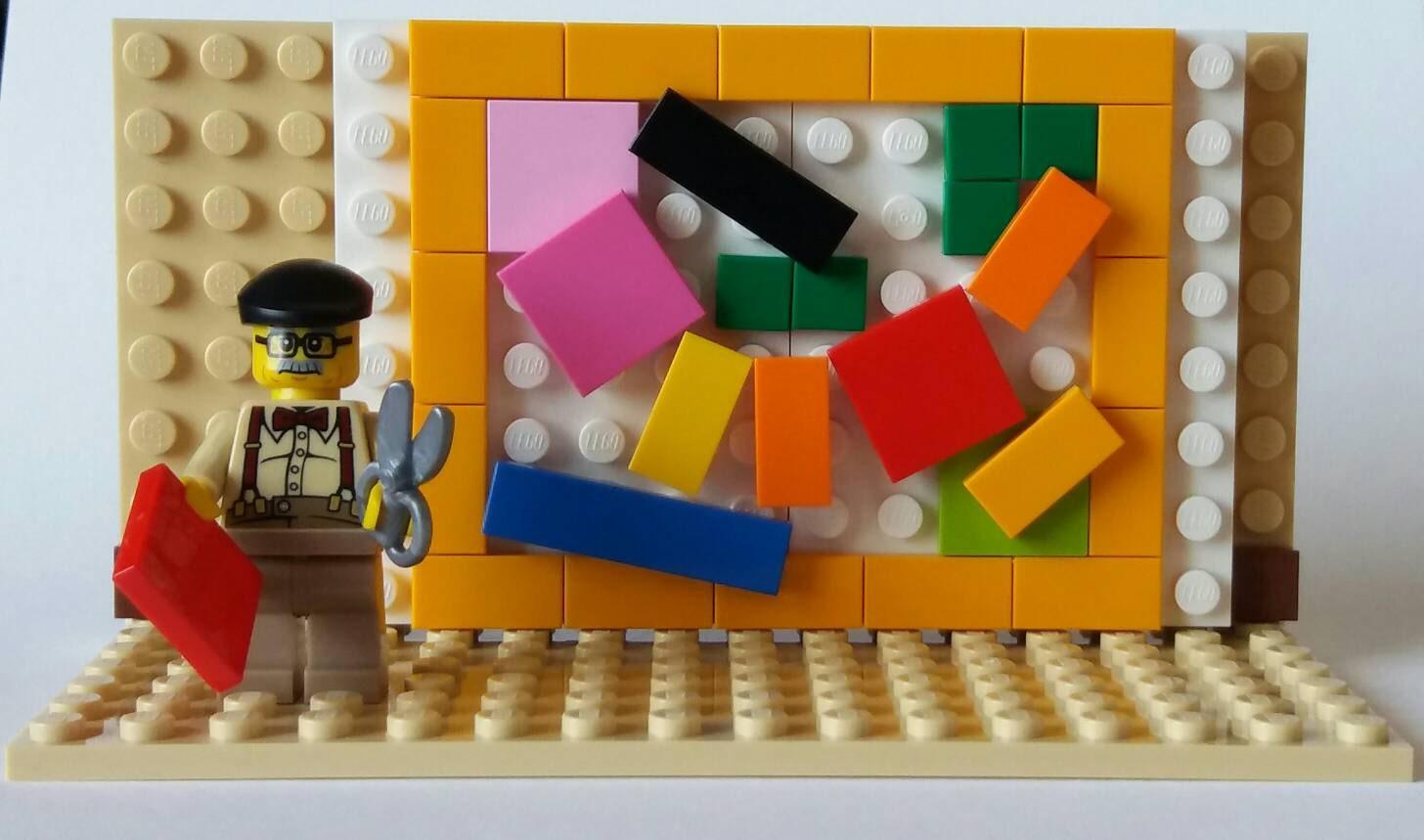 Image result for Lego Henri Matisse