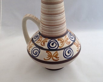 50% SALE 1960s Vase from Austria in West German style