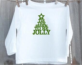 Christmas Tree Shirt, Kids Christmas Shirt, Toddler, Youth