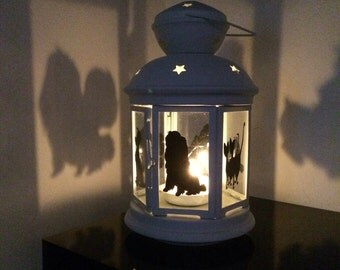 Lady and the Tramp Lantern
