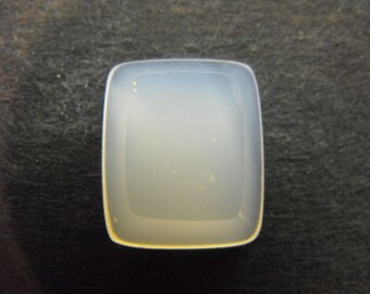 White Chalcedony Cabochon     EB116