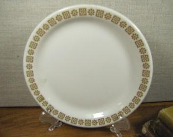 Shenango China - Tan Border - Dessert Plate