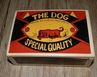 Ceramic Box with lid - The Dog