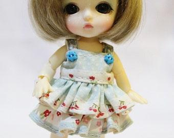Dress  For Lati White/ Pang Ju  #LW012