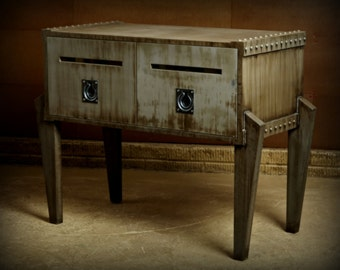 Great Industrial Furniture, Steampunk Furniture, Office, Furniture, Liquor  Cabinet, Bar Furniture