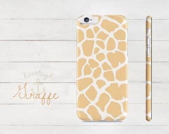 Giraffe iPhone 6 Case Giraffe Print iPhone 5 5s 6 4 4s Case Cute animal print Phone Case Safari phone case zoo animal african print case