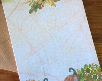 Delicious Autumn Writing Paper-Stationery