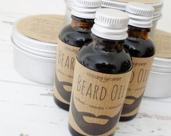 Beard Oil, Beard Grooming Oil, Facial Hair Styling & Conditioning, Skincare for Men