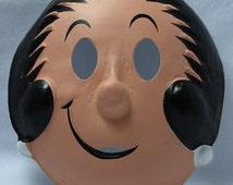 Olive Oyl Vintage Halloween Mask Popeye The Sailor Man Olive Oil Ben Cooper Y134