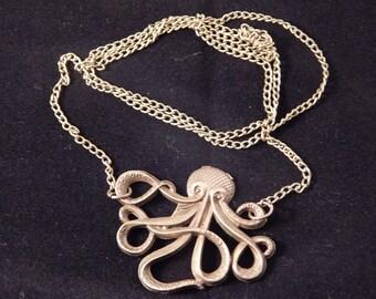 Cthuhlu Inspired Necklace