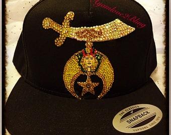Shriner Hat Bling