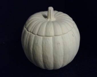 SALE  Was 10.00 Now 7.00  DIY Unfinished UNCUT Pumpkin