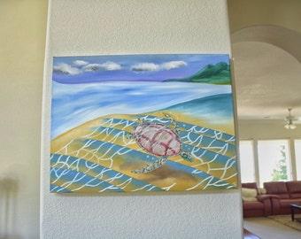 Hawaiian Seaturtle