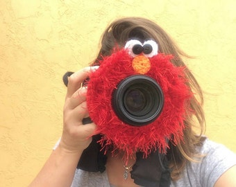 Elmo Lens Buddy