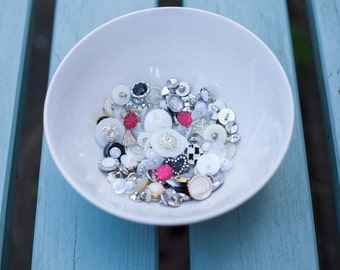 Sparkle and Shine Buttons