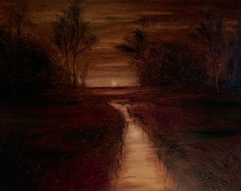 Remembrance Oil Painting