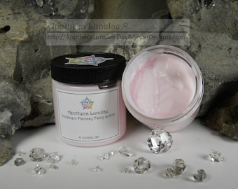 Iridescent Fantasy Fairy Lotion ***Melon Ball – Shimmery Plum*** Choose Your Scent
