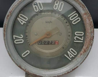 Sale - 20% off - Vintage speedometer - Old car odometer - speedometer