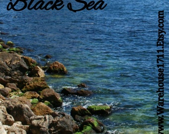Black Sea Candle/Bath/Body Fragrance Oil ~ 1oz Bottle